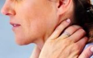 Признаки шейного остеохондроза у женщин лечение в домашних условиях