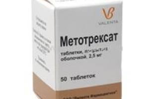 Как правильно пить метотрексат при ревматоидном артрите
