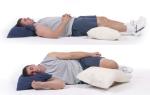 Как спать при грыже шейного отдела позвоночника