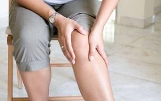 Лимфодренажный массаж колена при отеке сустава