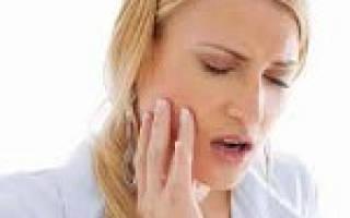 Артроз нижней челюсти симптомы лечение