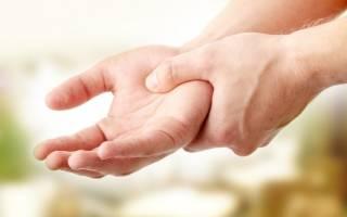 Упражнения при артрозе пальцев рук