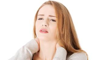 Улучшение мозгового кровообращения при шейном остеохондрозе