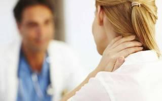 Остеохондроз шейный к какому врачу обращаться