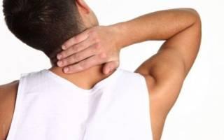 Артроз унковертебральных сочленений шейного отдела позвоночника лечение