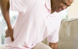 Шейно грудной остеохондроз с корешковым синдромом