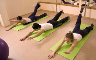 Упражнения при спондилоартрозе поясничного отдела