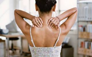 Шейный остеохондроз лечение в домашних условиях самомассаж