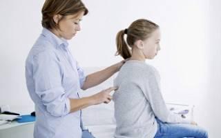 Сколиоз и его лечение у подростков