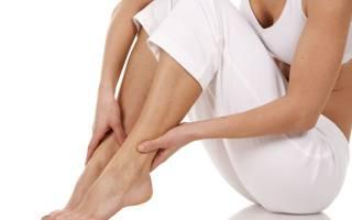Болят суставы ног причины и лечение