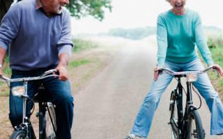 Можно ли при артрозе ездить на велосипеде