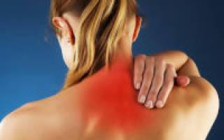 Невралгия плечевого нерва симптомы лечение