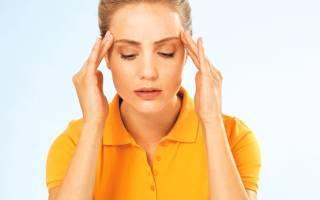 Болит голова при остеохондрозе что делать