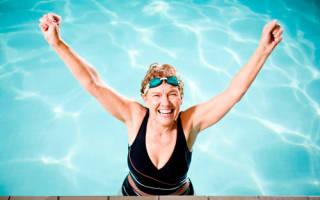 Можно ли плавать в бассейне при артрите