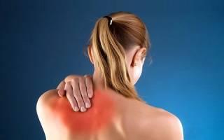 Боль при движении руки в плечевом суставе