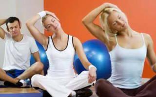 Лечебная гимнастика грудного остеохондроза видео