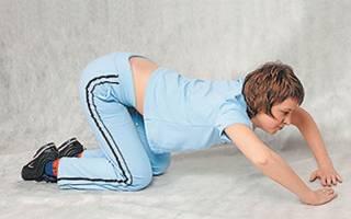 Физические упражнения при грыже поясничного отдела позвоночника видео