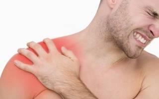 Боль в плечевом суставе правой руки при поднятии вверх причины