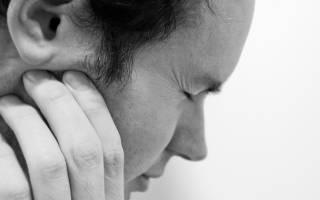 Где может болеть при остеоартрозе внчс