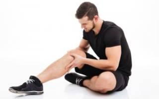 Надрыв связок коленного сустава сроки восстановления