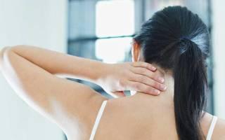 Признаки остеохондроза шейного отдела позвоночника у женщин