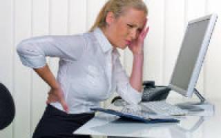 Обезболивающие уколы при болях в спине грыжа
