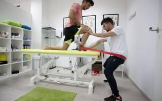 Гимнастика голеностопного сустава после перелома лодыжки gymnastics