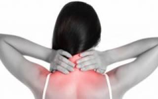 Лечебная физкультура при остеохондрозе шейного отдела